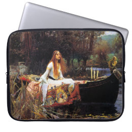 Waterhouse The Lady of Shalott Laptop Sleeve