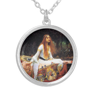 Waterhouse The Lady of Shalott Necklace