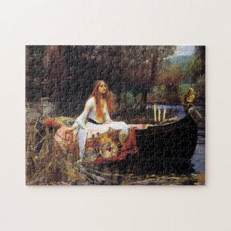 Waterhouse The Lady of Shalott Puzzle