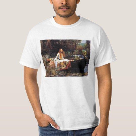 Waterhouse The Lady of Shalott T-shirt