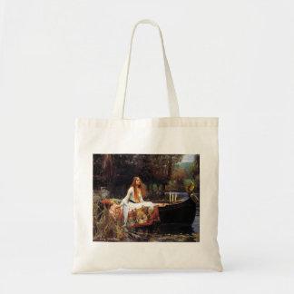 Waterhouse The Lady of Shalott Tote Bag