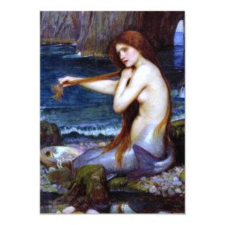 Waterhouse: The Mermaid Card