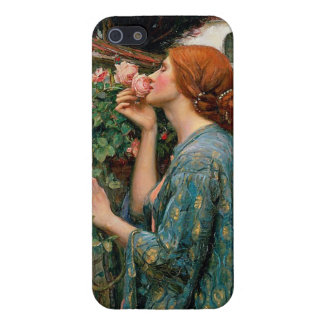 Waterhouse The Soul of the Rose iPhone 5 Case