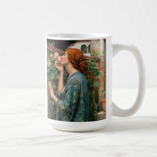 Waterhouse The Soul of the Rose Mug