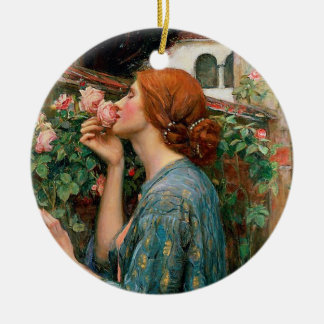 Waterhouse The Soul of the Rose Ornament