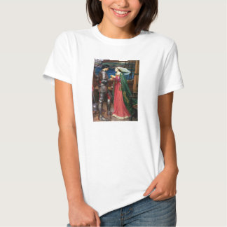 Waterhouse Tristan y camiseta de Isolda Polera