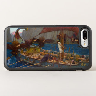 Waterhouse Ulysses and Sirens OtterBox Symmetry iPhone 7 Plus Case