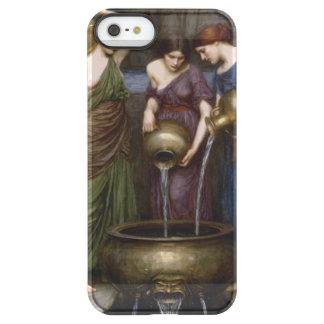 Waterhouse Vintage Art Danaides Permafrost iPhone SE/5/5s Case