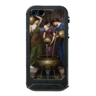 Waterhouse Vintage Fine Art Danaides Waterproof iPhone SE/5/5s Case