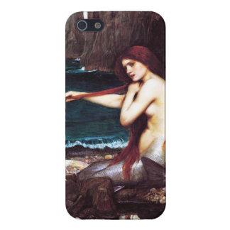 Waterhouse Vintage Mermaid iPhone 5 Case