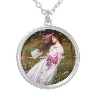 Waterhouse Windflowers Necklace