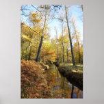 Waterhouses Autumn Woods Print