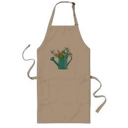 Watering Can Gardening Apron