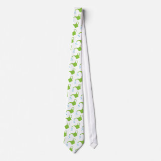 Watering Can vector Neck Tie