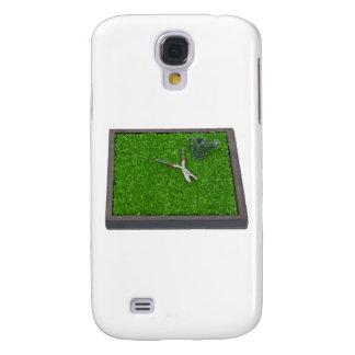 WateringCanTrimmersOnGrass112611 Samsung S4 Case