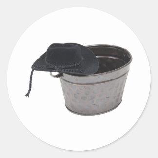 WateringHole052010 Pegatina Redonda