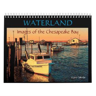 WATERLAND: Chesapeake 2010 Calendar