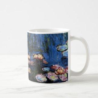 Waterlilies; 1914 taza de café