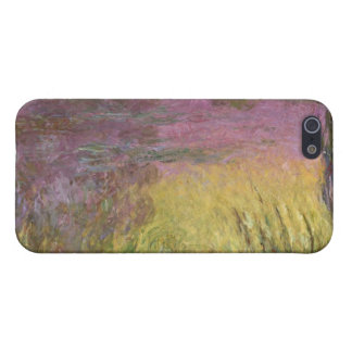 Waterlilies at Sunset, 1915-26 Case For iPhone SE/5/5s