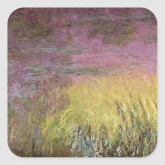 Waterlilies at Sunset, 1915-26 Stickers