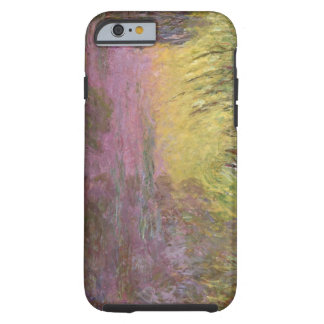 Waterlilies at Sunset, 1915-26 Tough iPhone 6 Case