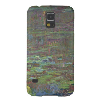 Waterlilies at Sunset Galaxy S5 Covers