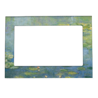 Waterlilies by Claude Monet Magnetic Frame