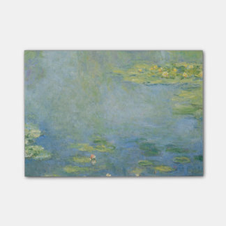 Waterlilies by Claude Monet Post-it® Notes