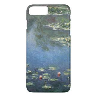 Waterlilies by Claude Monet, Vintage Flowers iPhone 8 Plus/7 Plus Case