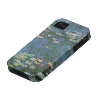 Waterlilies by Claude Monet, Vintage Impressionism Case For The iPhone 4