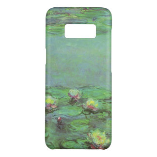Waterlilies by Claude Monet, Vintage Impressionism Case-Mate Samsung Galaxy S8 Case