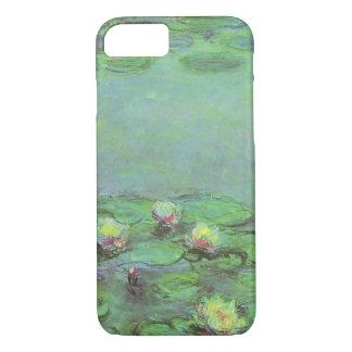 Waterlilies by Claude Monet, Vintage Impressionism iPhone 8/7 Case