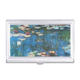 Waterlilies by Claude Monet Vintage Impressionism