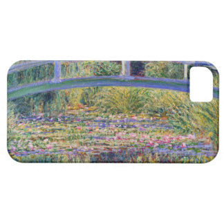 Waterlilies by Monet iPhone 5 Cases