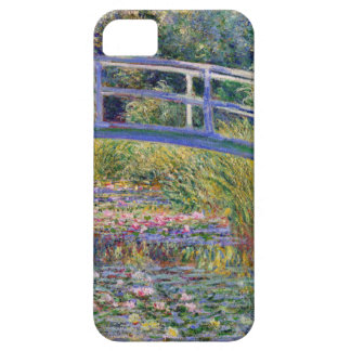 Waterlilies by Monet iPhone 5 Covers