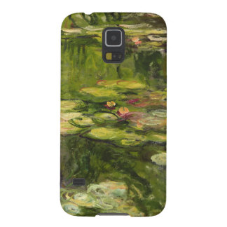 Waterlilies Galaxy S5 Cases