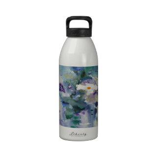 Waterlilies contemporáneos de la bella arte del ©  botallas de agua