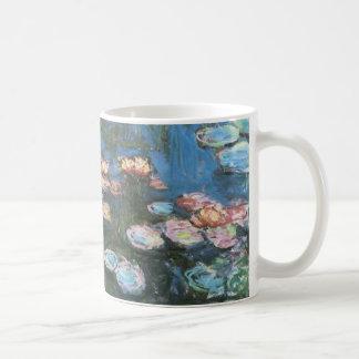 Waterlilies de Claude Monet, impresionismo del Taza De Café