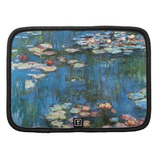 Waterlilies de Claude Monet, impresionismo del vin Planificador