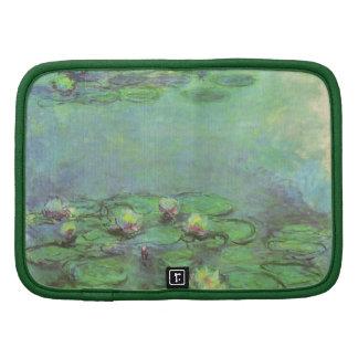 Waterlilies de Monet, impresionismo floral del vin Planificadores