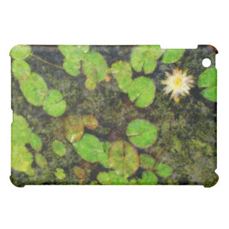 Waterlilies in the Summer iPad Mini Cover