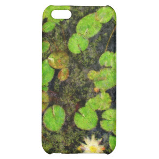 Waterlilies in the Summer iPhone 5C Case