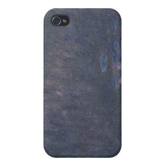 Waterlilies iPhone 4/4S Cases
