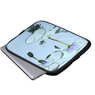 Waterlilies Laptop Sleeve