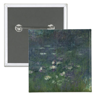 Waterlilies: Morning, 1914-18 Button