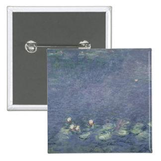 Waterlilies: Morning, 1914-18 Pinback Button