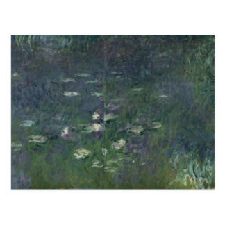 Waterlilies: Morning, 1914-18 Post Card