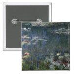 Waterlilies: Reflexiones verdes, 1914-18 Pins