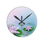 Waterlilies Reloj