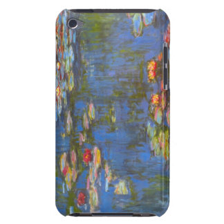Waterlillies by Claude Monet iPod Touch Case